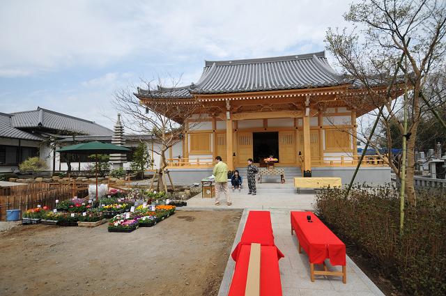 新座蓮光寺 写真3