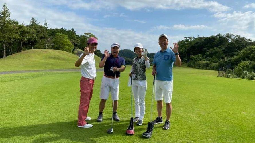 ゴルフで深まる絆